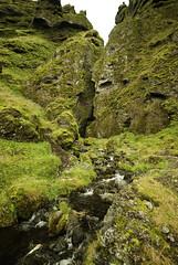 Rauðfeldar Canyon
