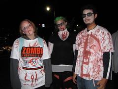 Silver Spring Zombie Walk, October 22, 2011