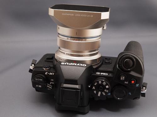 OLYMPUS OM-D E-M1 + M.ZUIKO DIGITAL ED 12mm F2.0