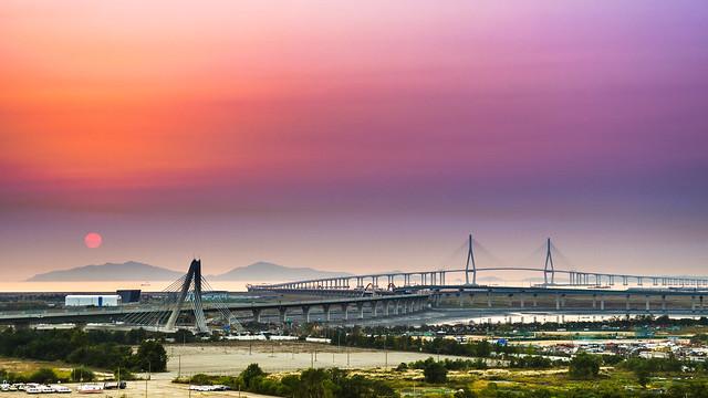 Incheon bridge