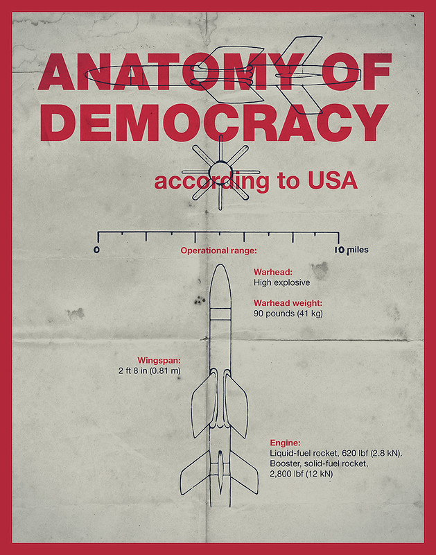 Anatomy of Democracy ··· According to USA