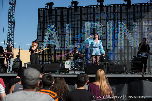 Alpine @ Life is Beautiful Festival, Las Vegas, NV 10/26/13