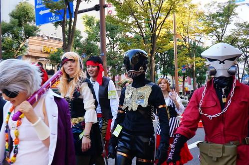 Kawasaki Halloween Parade 2013 36
