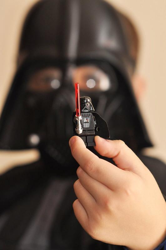 Vader Minifig