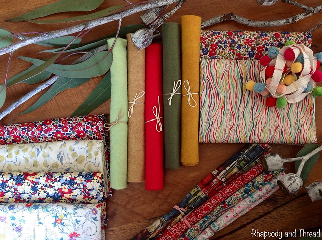 Calico & Ivy stash by Rhapsody and Thread