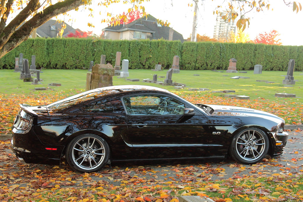 2013 Mustang 5 0 On Air