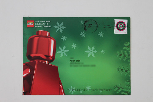 LEGO Store Exclusive Holiday Shopping Event