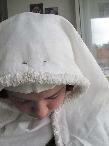 Wearing my veil - 29