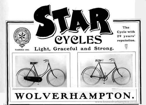 Star Advert 1911