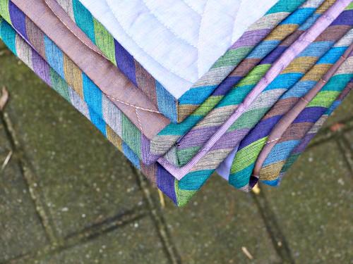 Modern Purples binding