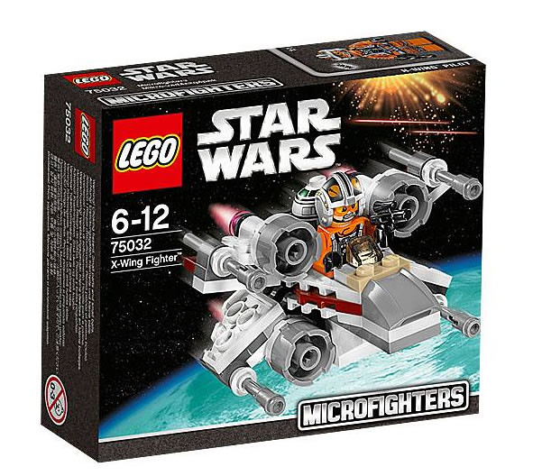 LEGO Star Wars MicroFighters 75032 - X-Wing Fighter