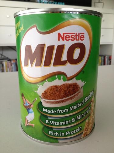Milo Addiction 1