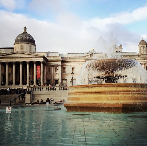 Trafalgar Square by PhotoPuddle