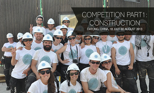Competition Part1: Construction | by HaloTeamSweden