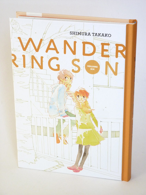 Wandering Son 6 cover photo