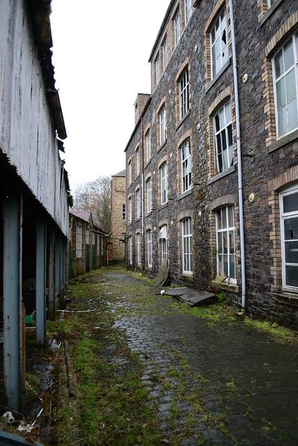 Bristol Mill exterior