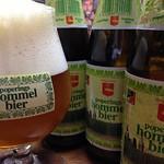 ベルギービール大好き!!ホメル・ビールHommel Bier