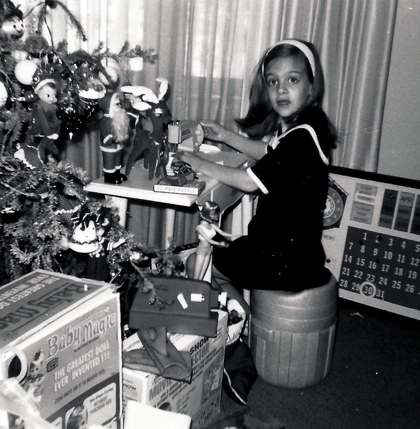 Susan Christmas 1965