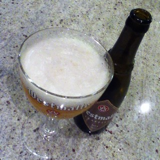 westmalle trappist extra. happy hour!
