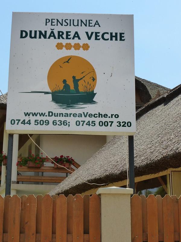 Pensiunea Dunarea Veche