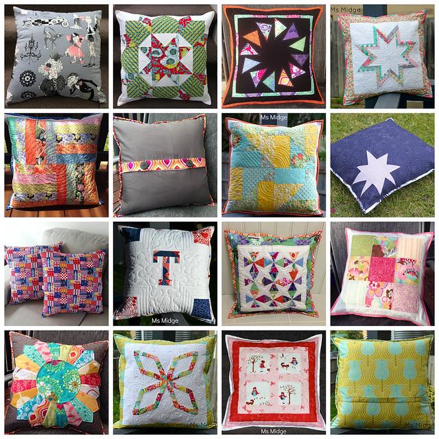 Cushions 2013