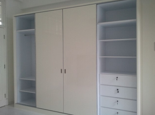 ATCO Interiors Custom Made Wardrobe