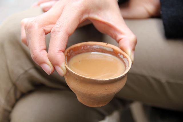 Chai in India