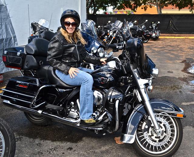 Harley Davidson rental