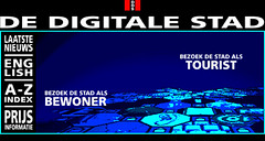 "20 years ""DDS - DE DIGITALE STAD"""