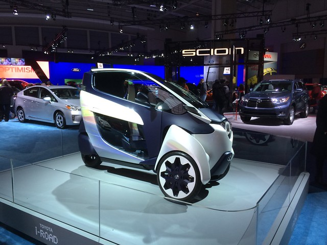 Scion or Toyota Concept
