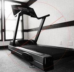 Good-bye treadmill