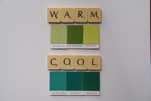 Green {Color Intensive Workshop}