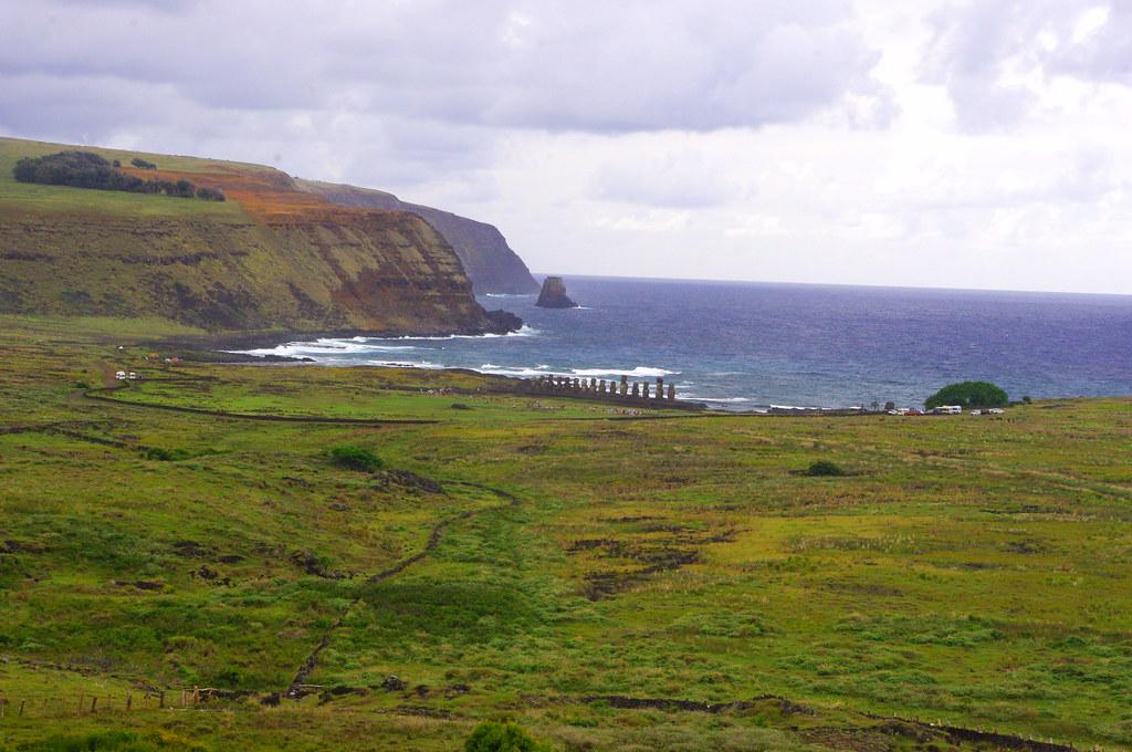 EASTER ISLAND, ISLA DE PASCUA, RAPA NUI, CHILE