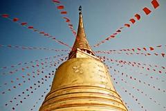 Wat Saket Ratcha Wora Maha Wihan // วัดสระเกศราชวรมหาวิหาร temple in Bangkok // กรุงเทพมหานคร