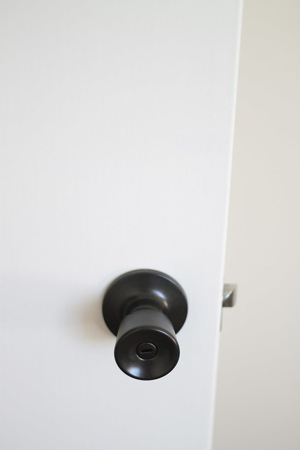 How To Oil Rubbed Bronze Doorknobs