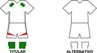 Uniforme Selección Nanawa de Fútbol