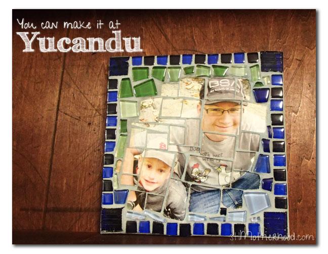 mosaic made at yucandu