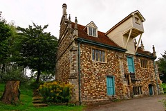Bourne Mill, Colchester, Essex, Aug 2012