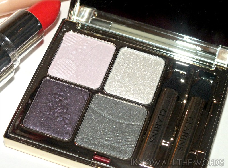 Clarins Eye Quartet Mineral Palette- 12 Vibrant Light (1)