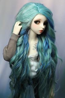 [ Lien Tuto ] Faire une wig en fibres d'Alpaga 13298761724_4e418ccd31_n