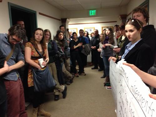USM Student Protest