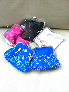 5 little purses