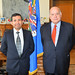 OAS Secretary General Meets with the Secretary General of the Pan American Institute of Geography and History