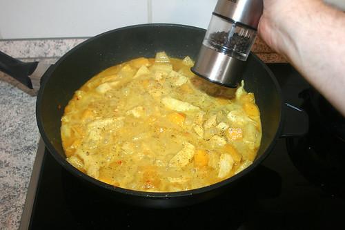 40 - Mit Pfeffer & Salz abschmecken / Taste with salt & pepper