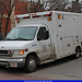 Small photo of City of Akron Communications Truck