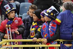 Steaua-FC Vaslui, atmosfera 2