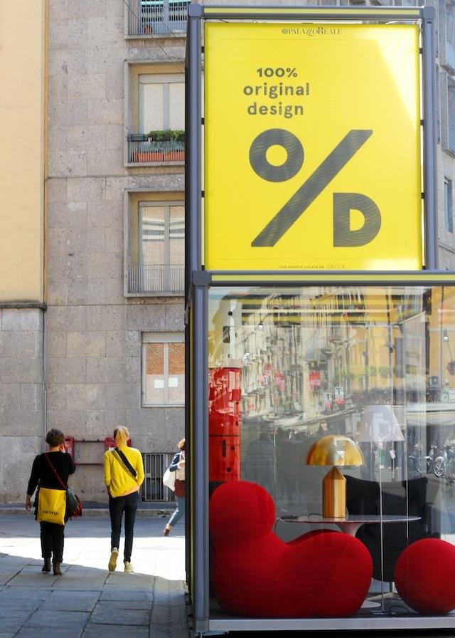 Milan Salone del Mobile 2014 Brera