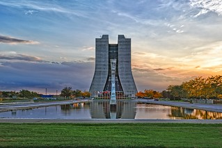 Fermilab Reflecting Pool