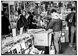 Browsing on Record Store Day 2014