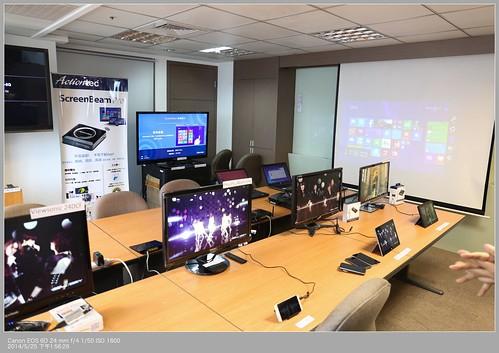 Actiontec訊動科技ScreenBeam Mini迷你無線顯示接收器新品發表